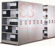 Mobile Cabinet Racking