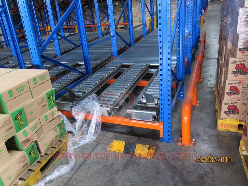 Kệ Pallet Flow Rack