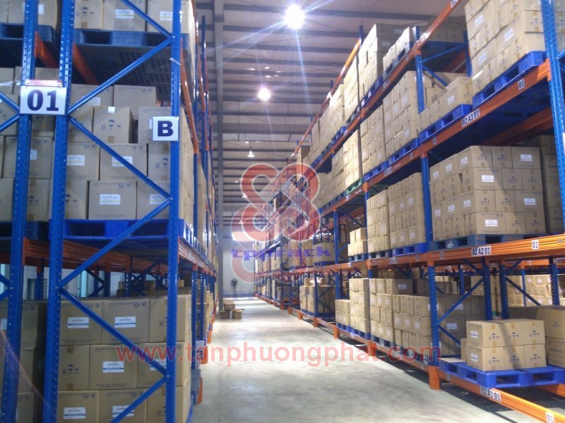 Selective – Pallet Racking